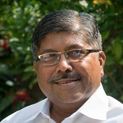 Hon. President Chandrakant Dada Patil